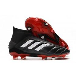 Zapatillas de fútbol adidas Predator Mania 19+FG ADV Negro