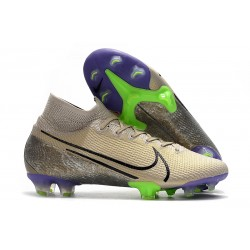 Nike Mercurial Superfly 7 Elite FG Botas de fútbol Desert Sand