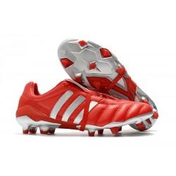 adidas Zapatillas de fútbol Predator Mania Og FG Predator Rosso