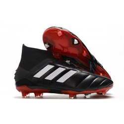 Zapatillas de Fútbol adidas Predator Mania 19.1 FG ADV Negro