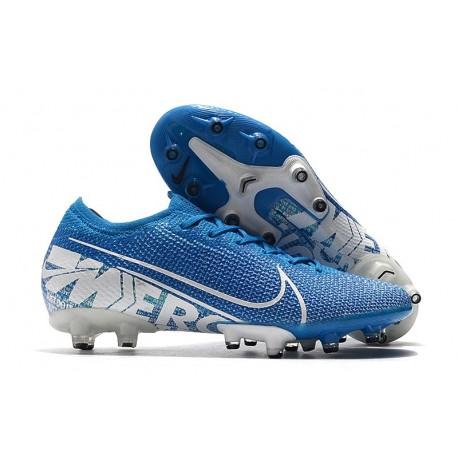 Nike Mercurial Vapor 13 Elite AG-PRO Azul Celeste