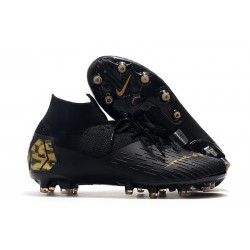 Nike Mercurial Superfly 7 Elite AG-PRO Negro Oro
