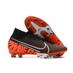 Nike Mercurial Superfly 7 Elite AG-PRO Negro Orange