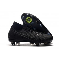 Zapatillas Nike Mercurial Superfly 7 Elite SG-PRO Negro