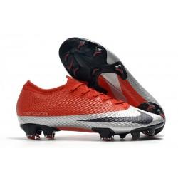 Nuevo Nike Mercurial Vapor XIII 360 Elite FG Future DNA Rojo Plata Negro