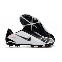 Nike Zapatos de Futbol Phantom VNM Elite FG -Negro Blanco Rojo