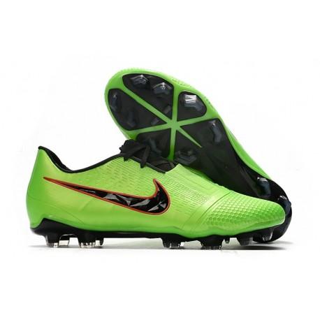 Nike Zapatos de Futbol Phantom VNM Elite FG -Verde Strike Negro