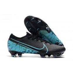 Botas de Fútbol Nike Mercurial Vapor XIII Elite FG Negro Azul