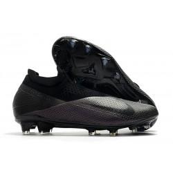 Tacos de Futbol Nike Phantom VSN 2 Elite DF FG -Negro