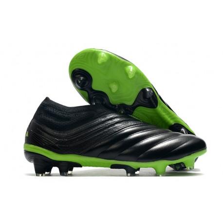 Botas de fútbol adidas Copa 20+ FG Negro Verde
