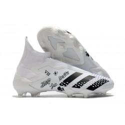 Zapatillas adidas Predator Mutator 20+ FG Blanco Negro