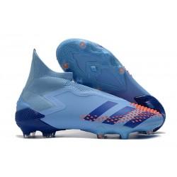 Zapatillas adidas Predator Mutator 20+ FG Azul Naranja