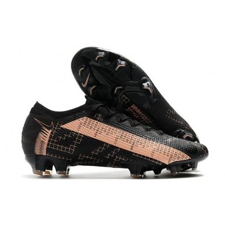 Zapatillas Nike Mercurial Vapor 13 Elite FG Negro Rosa