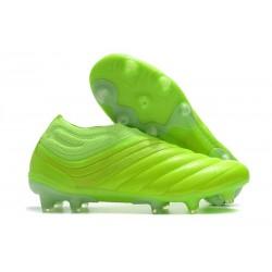 Botas de fútbol adidas Copa 20+ FG Verde Blanco