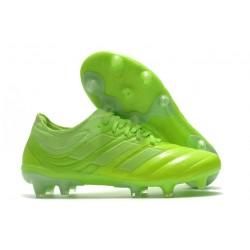 Botas de fútbol adidas Copa 20.1 FG Verde