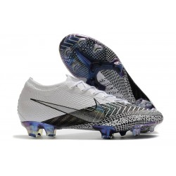 Nike Mercurial Vapor XIII 360 Elite FG Dream Speed 3 - Blanco Negro