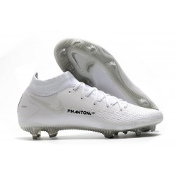 Zapatillas Nike Phantom GT Elite Dynamic Fit FG Blanco