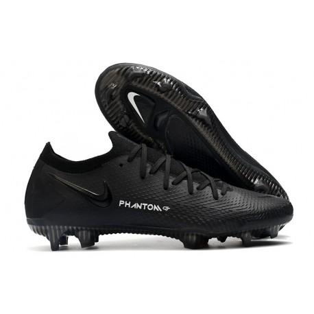 Nike Phantom GT Elite FG Botas de fútbol para terreno Negro