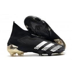 Zapatillas adidas Predator Mutator 20+ FG Negro Blanco Dorado