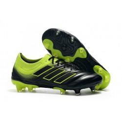 Zapatillas de Fútbol adidas Copa 19.1 FG - Negro Verde