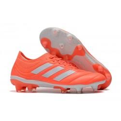 Zapatillas de Fútbol adidas Copa 19.1 FG - Rojo Blanco