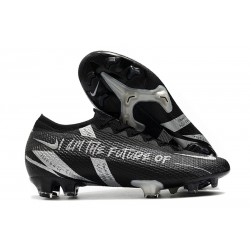 Nike Mercurial Vapor XIII 360 Elite FG Future Negro Plata