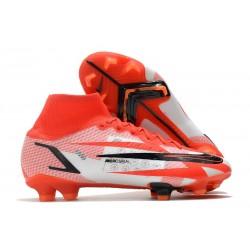 Nike Superfly 8 CR7 Elite FG Chile Rojo Negro Blanco Naranja