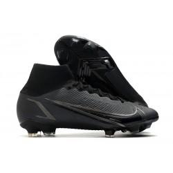 Nike Bota Mercurial Superfly 8 Elite FG Negro