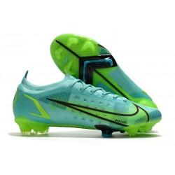 Nike Mercurial Vapor 14 Elite FG Verde Negro