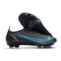 Nike Mercurial Vapor 14 Elite FG Negro Gris Hierro