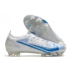 Nike Mercurial Vapor XIV Elite FG Blanco Azul