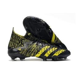 adidas Predator Freak.1 FG Negro Amarillo