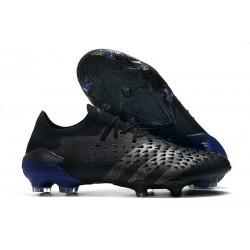 Bota adidas Predator Freak.1 Low FG Negro Hierro Metálico Tinta