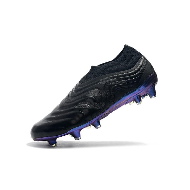 adidas Botas de Futbol Copa 19+ FG Negro