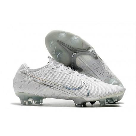 Botas de Fútbol Nike Mercurial Vapor XIII Elite FG Blanco