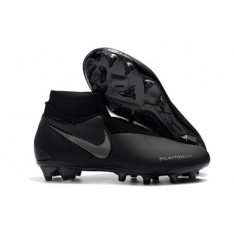 Botas de Fútbol Nike Phantom Vision Elite DF FG Negro