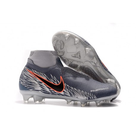 Nike Zapatos Phantom Vision Elite Dynamic Fit FG - Victory Pack Gris